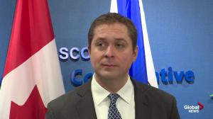 Carbon tax 'not an environmental plan': Scheer